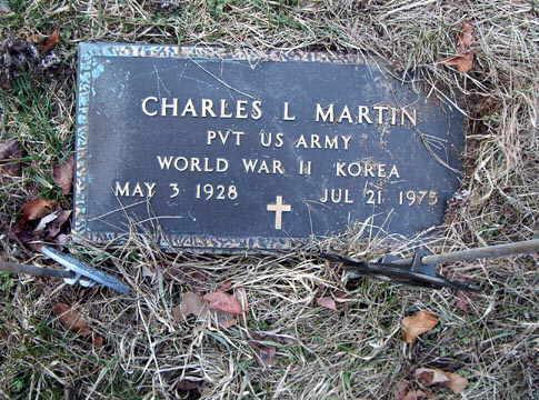 Charles L Martin