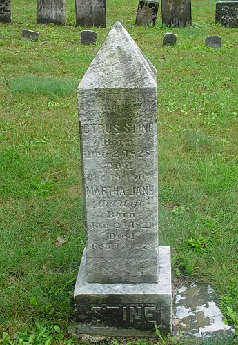mifflin county pagenweb - cemeteries